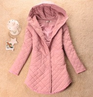 Clearance wadded jacket spring outerwear 2013 spring cotton-padded jacket autumn and winter cotton-padded jacket female slim