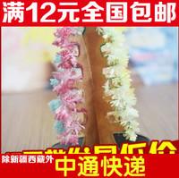 8cm 100Pcs Wholesale Colorful christmas tree gift magic wishing tree  =SDSm1