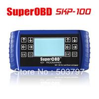 New Arrival! SuperOBD SKP-100 Hand-Held OBD2 Key Programmer Free DHL