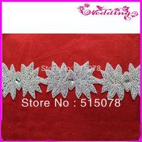 Rhinestone Crystal Wedding Bridal Hair Crystal Accessory Belt