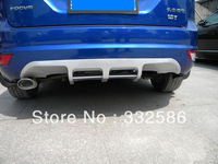 REAR BUMPER LIP SPOILER BODY KIT for FORD FOCUS hatchback 2009-2011