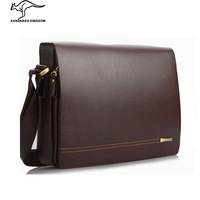 Australia kangaroo man bag shoulder bag male horizontal the trend of the bag  male business bag