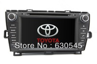 "8"" 2Din In Dash Car DVD Player for Toyota Prius Right Driving 2009-2012 + CAN Bus GPS Navigation Radio Navi TV RDS Stereo Video"