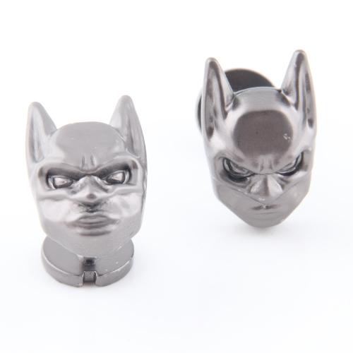 French cufflinks nail sleeve cufflinks head portrait batman cufflinks(China (Mainland))