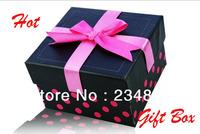 Free Shipping Beautiful Watch Box / Display Box / Gift Box / Small Pillow Supporting