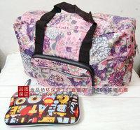 Folding travel portable storage bag casual , free shipping