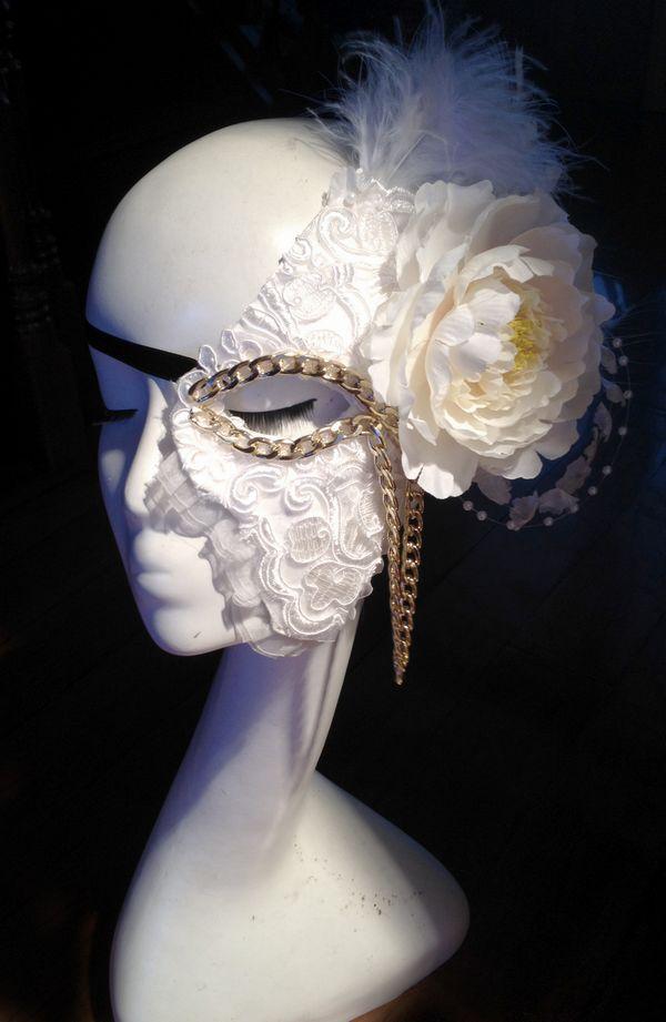 Masquerade Half Mask Promotion-Shop for Promotional Masquerade ...