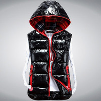 New 2013 Winter Down Vest Sport Down Jacket Casual Coat Military Ski Suit Men Outdoor Jackets Autumn -Summer High Quality J10-2