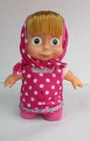 2014 new Film and television animation toys small toys for children to walk diacritical  Martha doll