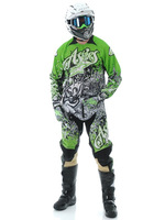 2013 latest top motocross suit, SUVs suit. T-shirt + pants.