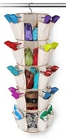 Smart Shoe Carousel Organizer  Shoe/Sweater/Bag Patented New