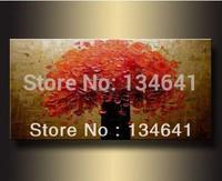 100% handmade oil giant knife flower art / modern abstract pictures, living room / bedroom decor mixed batch frames