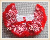 Whole Saias Infantis Red and White Bow Tutus of Baby Tutu Children Clothing Pettiskirt Tutu PETS-128