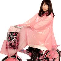 Waterproof single poncho raincoat cycling motorcycle electric ride raincoat fashion rainwear