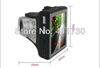 2013 New Novatek BL800 Car DVR 1920*540 HD Dual Lens Car DVR H.264 170 Degree with IR Night Vision Free Shipping