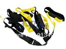 2pcs/lot New Home Exerciser Training Fitness Equipment Hanging Belt Resistance Set 12309