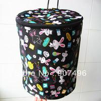 Best Selling! Bicycle basket car basket folding bike hanging basket canvas waterproof Basket  +Free Shipping