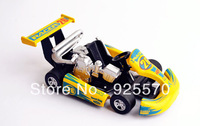 Fee Shipping Alloy metal karting, a variety of colors, boomerang, Christmas birthday gift