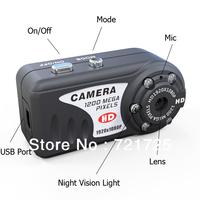 1080P HD mini digital camera DV DVR Recorder camcorder IR night vision