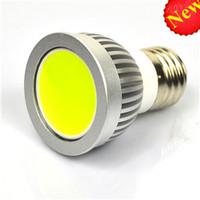 New cob spot light E27 spot lamp led spotlighting 3w 5pcs/lot