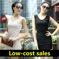 The new 2013 dress fashion render skirt round collar cultivate one's morality joker