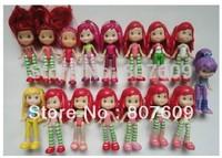 Fashion doll toys cute girls toy  Strawberry shortcake  gift for christma  many  design