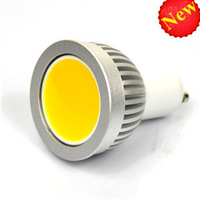 gu10 3W LED COB chips spot lamp 20pcs/lot