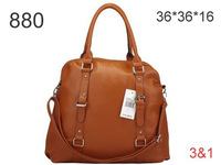 Free Shipping 2013 Paillette PU Tote Bag  Shoulder Bag Casul Big Capacity Handbag