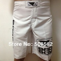 Wholesale - - Hot!!!! Mauricio Rua Fight short --White