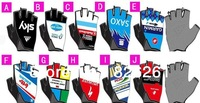 2013 UCI Gloves Sport Racing Bike Gloves Tearm Tour De France Cycling Gloves Half Finger Gloves