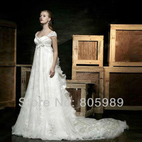 Free shipping best selling 100% Guarantee 2013 Wedding Dresses any size/color wedding dressWD587