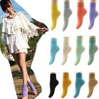 Wholesale A121 socks vivi stockings vintage female sock knee-high socks piles of socks  Free shipping