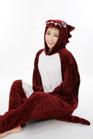 Top comfortable and soft cartoon flannel sleepwear