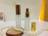 10ml Atomizer Bottle Frosted Perfume Bottle Glass Refillable Bottle