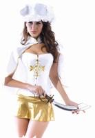 Pirate halloween cosplay - gold bronzier 8564 slim