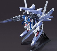 Gundam Toy Model GN armed fighters Type E + Exia 1/144 00 HG13