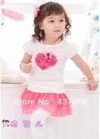 retail children's clothing summer baby dress flower dress lining cotton kids dress children clothing