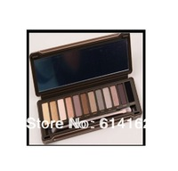 1 pcs FREE SHIPPING MAKEUP New Makeup 12 colors eye shadow Palette