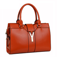Genuine leather women's handbag one shoulder handbag cross-body fashion y female bag