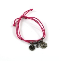 fashion exquisite pendant lanyards bracelet