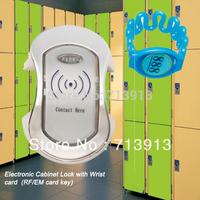 Rfid electronic cabinet lock