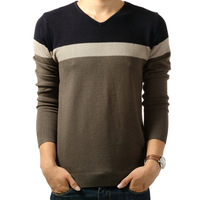 2013 new sweater small V-neck pullover basic shirt thin sweater fashion sweater