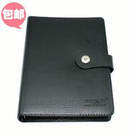 Quality gancin a5 commercial loose-leaf notebook notepad 6 binder magnetic buckle