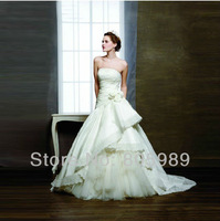 Free shipping best selling 100% Guarantee 2013 Wedding Dresses any size/color wedding dressWD607