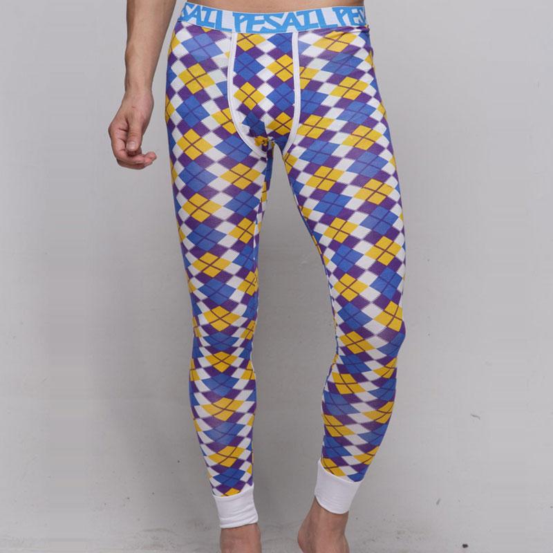 Mens low waist modal footless tights,warm pants,slim fit-friendly pants tight pants man,thermal underwear for mens free shipping(China (Mainland))