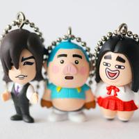 Doll charm decoration doll