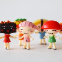 Sushi set toy diy