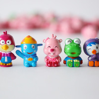 Small animal pink pig decoration doll toy diy