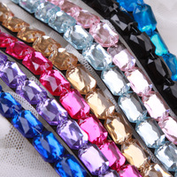 Rhinestone underwear double shoulder strap cross pectoral girdle fashion slip-resistant candy multicolour bra invisible tape