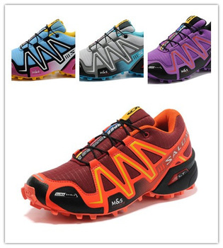 2013 sell well Salomon Running Shoes Women's Sports Shoes And Women Athletic Shoes Outdoor Shoes Free Shipping High Quality